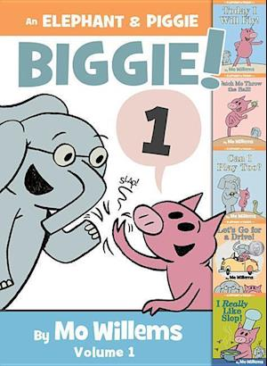 Bog, hardback An Elephant & Piggie Biggie! af Mo Willems