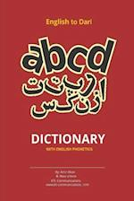 English to Dari Dictionary af Amir Khan
