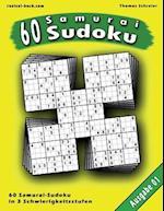60 Samurai-Sudoku