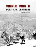 World War II Political Cartoons by Belmonte af De Anima Books