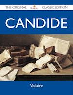 Candide - The Original Classic Edition af Voltaire Voltaire