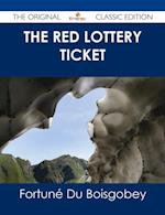 Red Lottery Ticket - The Original Classic Edition af Fortune Du Boisgobey