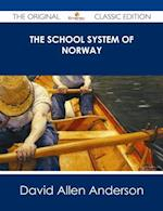 School System of Norway - The Original Classic Edition af David Allen Anderson
