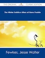 Winter Solstice Altars at Hano Pueblo - The Original Classic Edition af Jesse Walter Fewkes