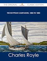 Egyptian campaigns, 1882 to 1885 - The Original Classic Edition af Charles Royle