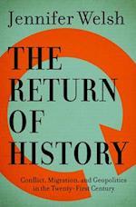 The Return of History af Jennifer Welsh