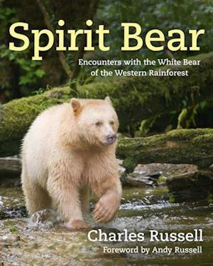Bog, paperback Spirit Bear af Charles Russell