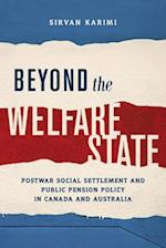 Beyond the Welfare State (Studies in Comparative Political Economy And Public Policy)