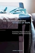 The Technoscientific Witness of Rape af Andrea Quinlan