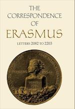 Correspondence of Erasmus (COLLECTED WORKS OF ERASMUS, nr. 15)
