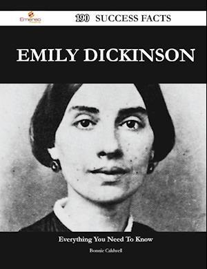 Bog, paperback Emily Dickinson af Bonnie Caldwell