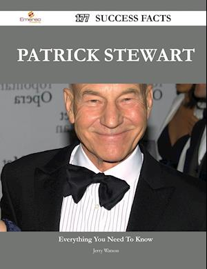Patrick Stewart 177 Success Facts