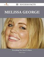 Melissa George 90 Success Facts - Everything you need to know about Melissa George af William Harper