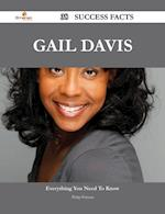 Gail Davis 38 Success Facts - Everything you need to know about Gail Davis af Philip Pittman