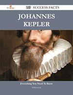 Johannes Kepler 169 Success Facts - Everything you need to know about Johannes Kepler af William Kelly