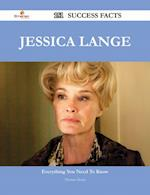 Jessica Lange 151 Success Facts - Everything you need to know about Jessica Lange af Thomas Henry