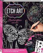 Kaleidoscope Etch Art Creations: Butterflies and More (Kaleidoscope)