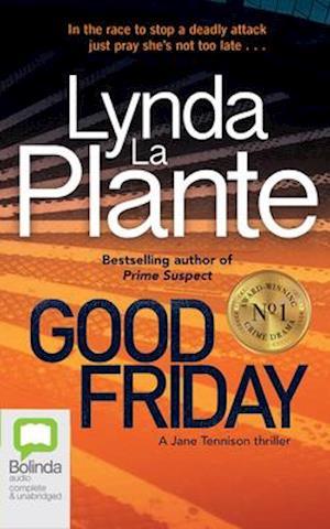 Lydbog, CD Good Friday af Lynda La Plante