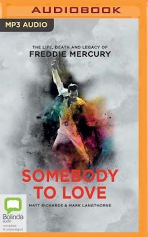 Lydbog, CD Somebody to Love af Matt Richards