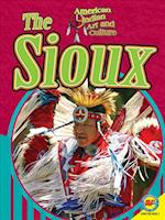 The Sioux af Anna Rebus