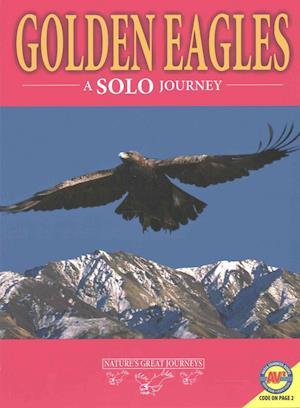 Bog, paperback Golden Eagles af Rebecca Hirsch