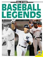 Baseball Legends (Hall of fame)