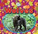 Wolves (Little Backyard Animals)