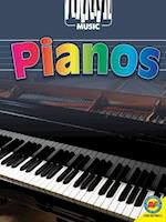 Pianos (Musical Instruments)