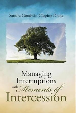Bog, hardback Managing Interruptions with Moments of Intercession af Sandra Goodwin Clopine Drake