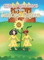 The Curly Hair Princesses of the Sunflower Kingdom