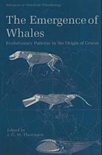 Emergence of Whales (Advances in Vertebrate Paleobiology)