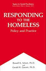 Responding to the Homeless af Russell K. Schutt
