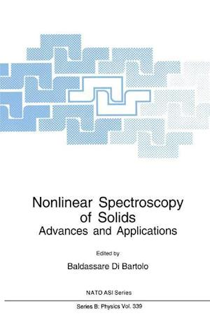 Nonlinear Spectroscopy of Solids : Advances and Applications