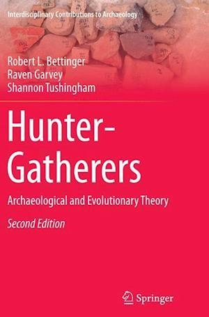 Bog, paperback Hunter-Gatherers af Robert L. Bettinger