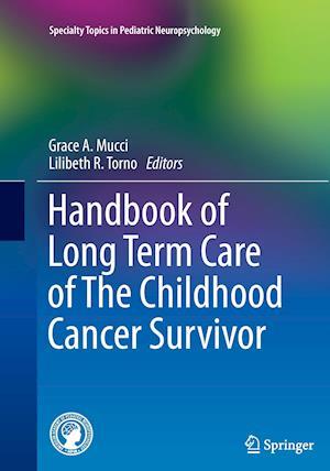 Bog, hæftet Handbook of Long Term Care of The Childhood Cancer Survivor