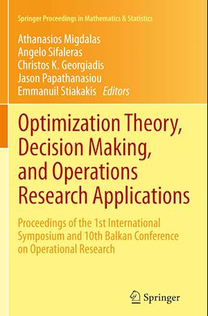 Optimization Theory, Decision Making, and Operations Research Applications