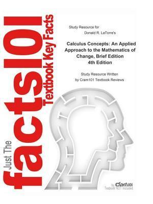Calculus Concepts, An Applied Approach to the Mathematics of Change, Brief Edition af CTI Reviews