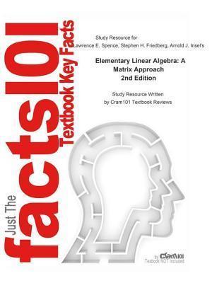 Elementary Linear Algebra, A Matrix Approach