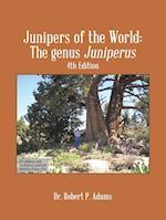 Junipers of the World af Robert P. Adams