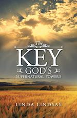 The Key: God's Supernatural Power's af Linda Lindsay