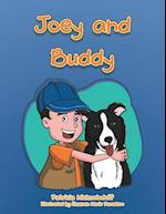 Joey and Buddy af Patricia Nichvolodoff