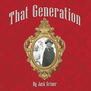 Bog, paperback That Generation af Jack Griner