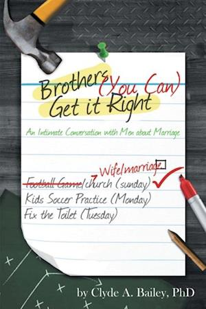 Brothers, (You Can) Get It Right
