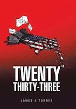 Twenty Thirty-Three