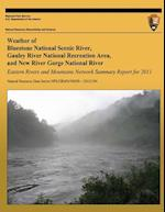 Eastern Rivers and Mountains Network Summary Report for 2011