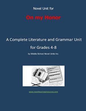 Novel Unit for on My Honor