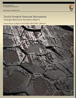 Devils Postpile National Monument Geologic Resources Inventory Report