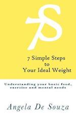 7 Simple Steps to Your Ideal Weight