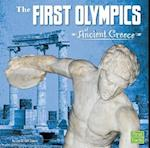 The First Olympics of Ancient Greece af Lisa M. Bolt Simons