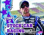 Stars of Stock Car Racing (Pebble Plus)